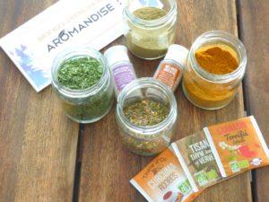 Aromandise produits