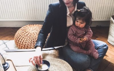 La Blogueuse Pauline Unter s'invite chez La Véganista