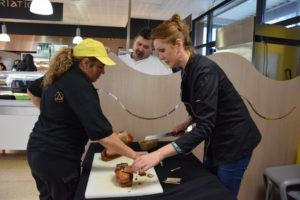 dégustation banana bread