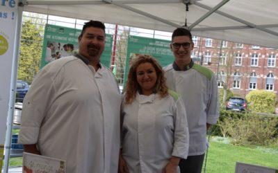 Formation à la cuisine végétale dans la Restauration Collective: quand La Véganista rencontre les équipes d'API Restauration (59)