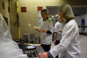 photo formation cuisine