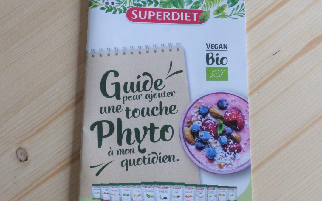 Les Laboratoires SuperDiet et La Véganista : 14 recettes gourmandes à base de superfoods !