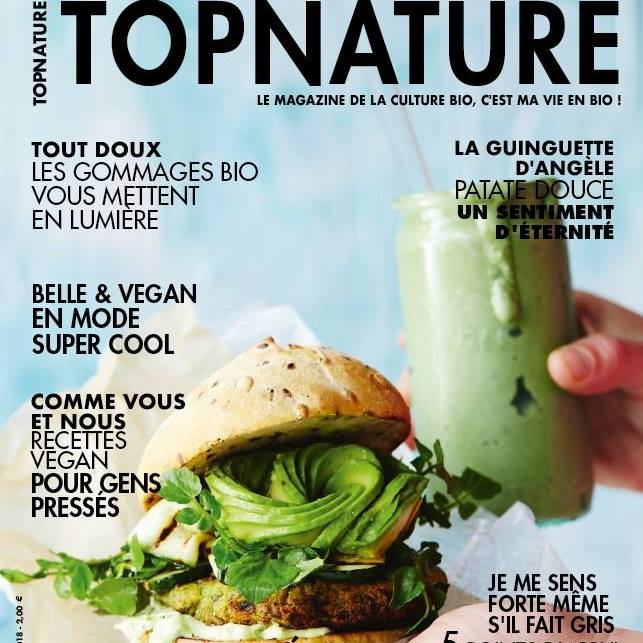 Magazine Top Nature – Nov. 2018