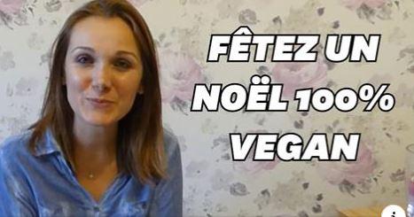 Vidéo «Comment fêter un Noël 100% vegan ?» Le Huffpost – 13 Déc. 2018