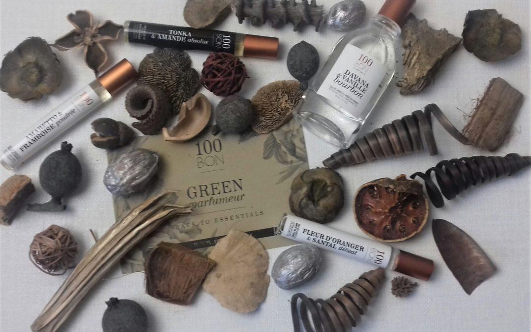 100Bon : des fragrances véganes, bio et des saveurs à croquer !