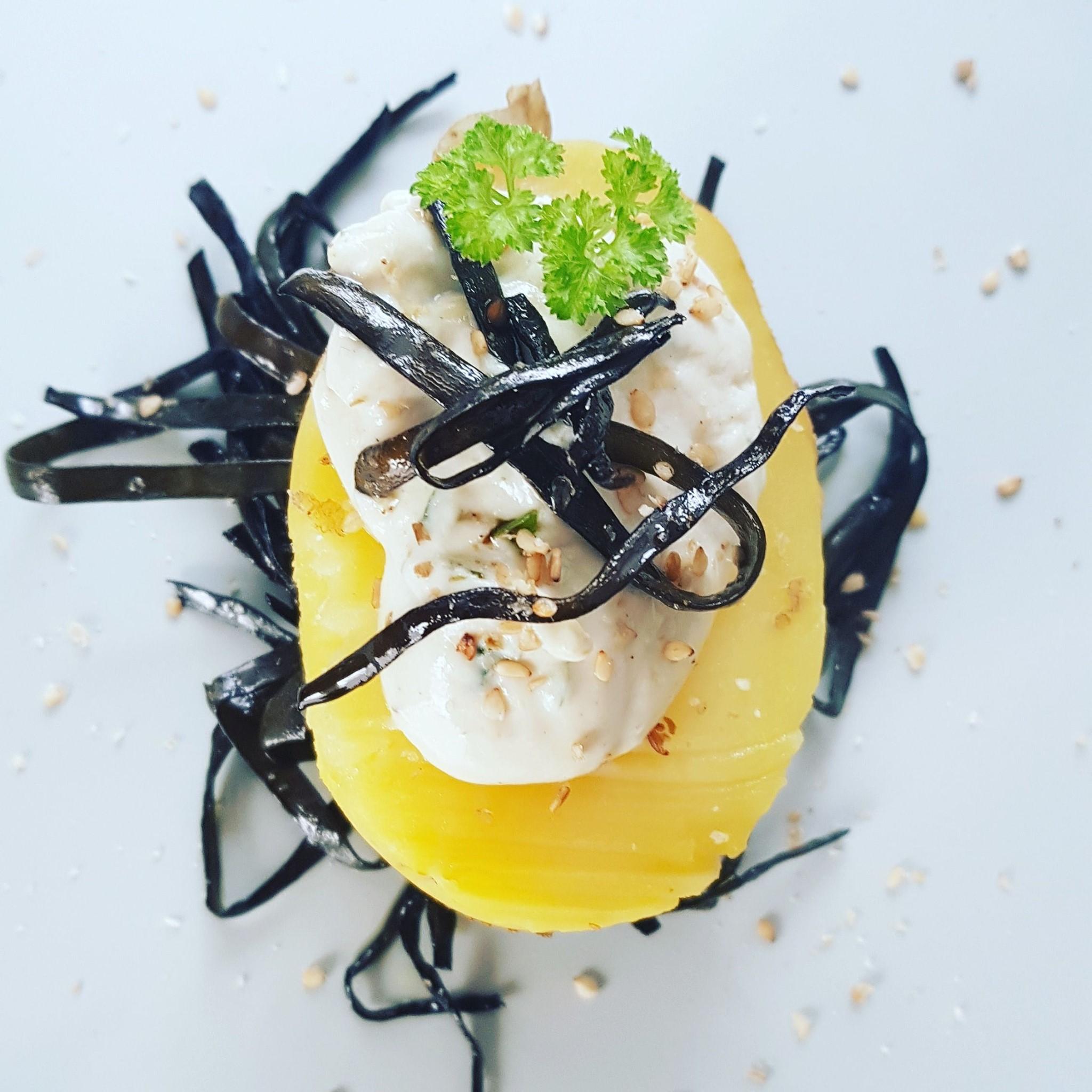 algue haricot de mer vegan